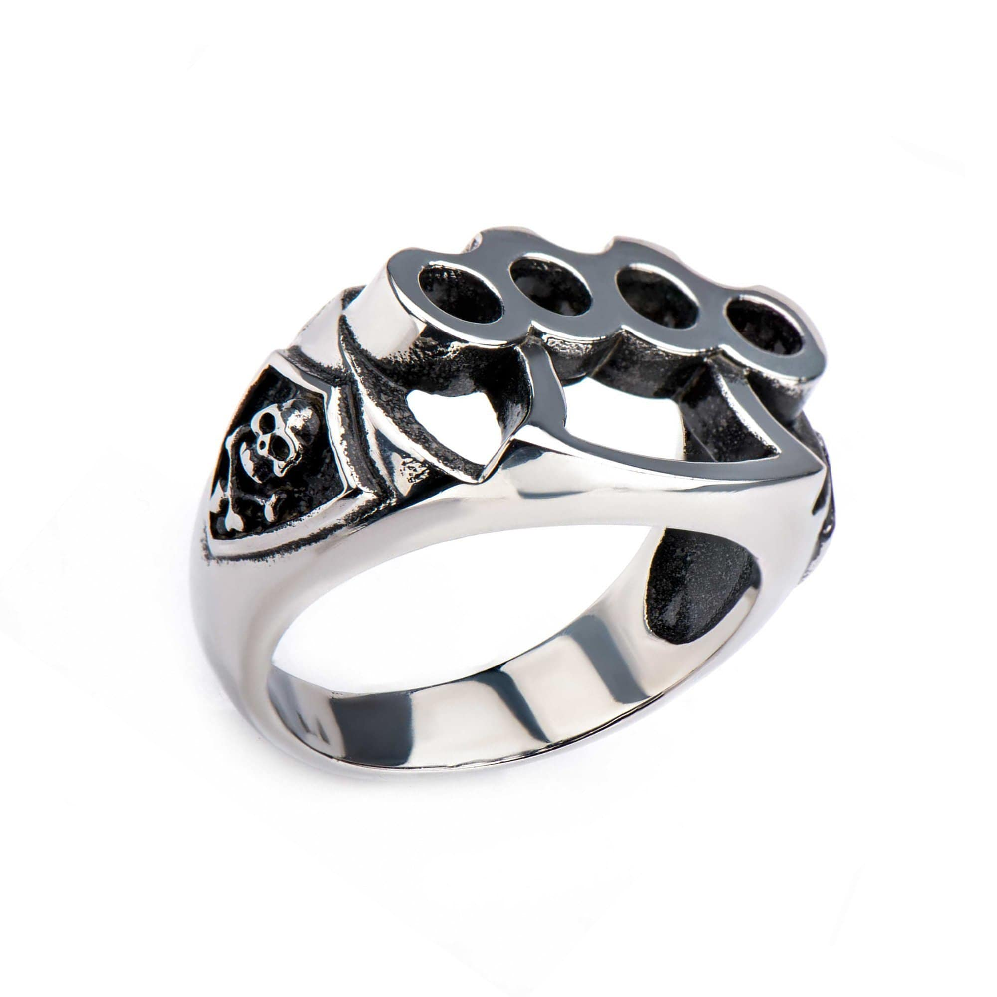 STAINLESS STEEL RING SZ11