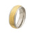 STL golden color IP RING SZ10
