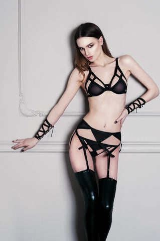 Lustful Bra - black