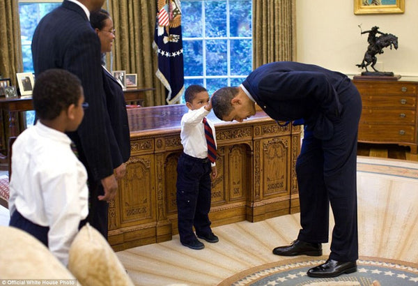 Official White House Photographer Pete Souza Reveals His Favourite Photos Of Obama
