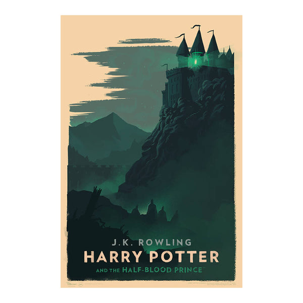 olly moss harry potter covers