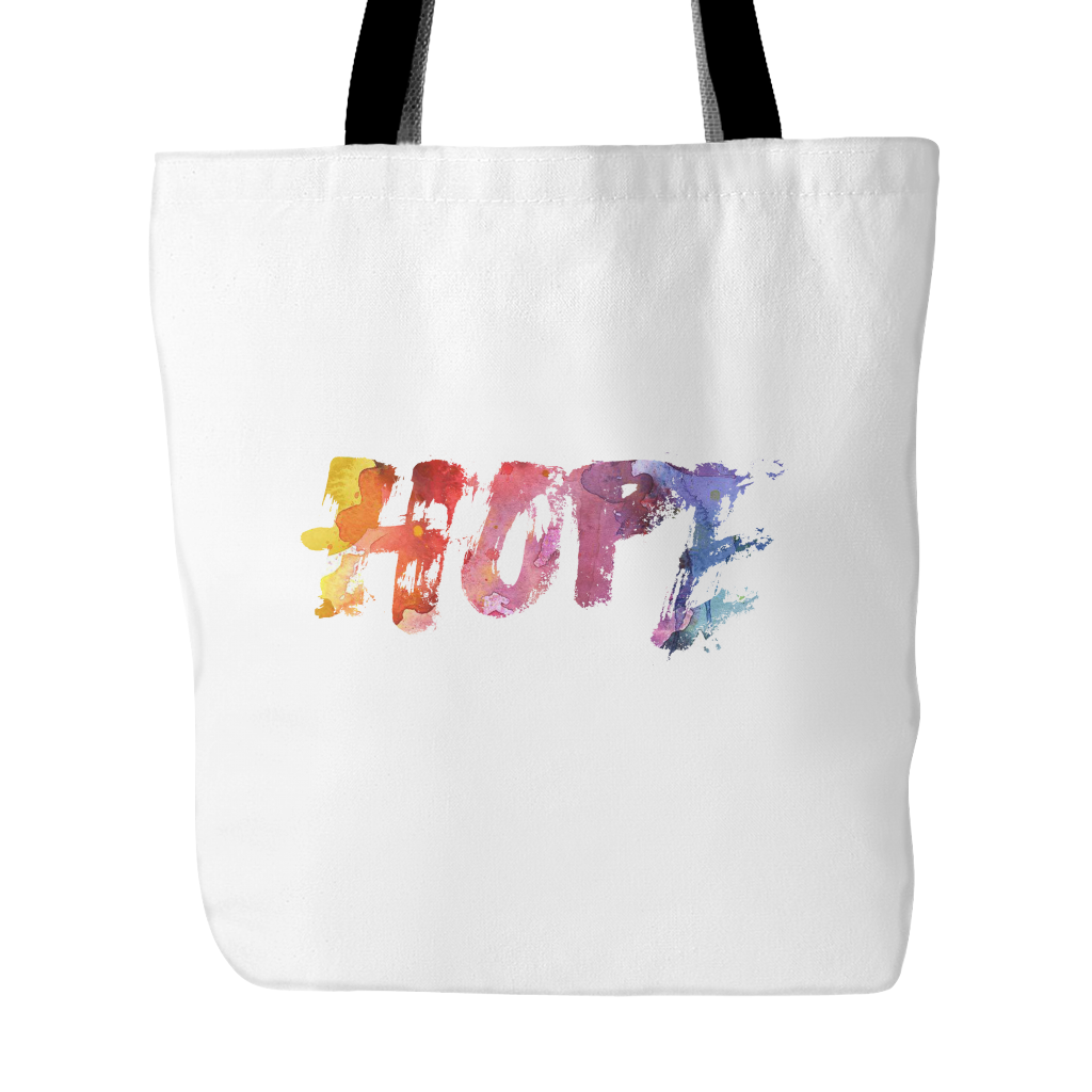 Hope tote bag - Design Resources