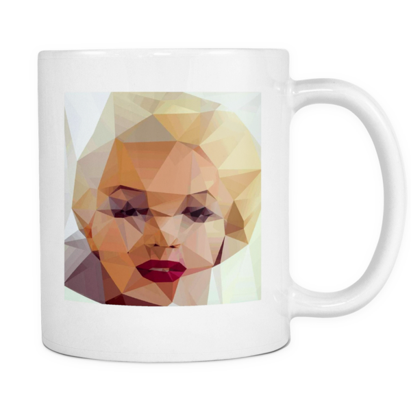 Marilyn Monroe Mug - Design Resources