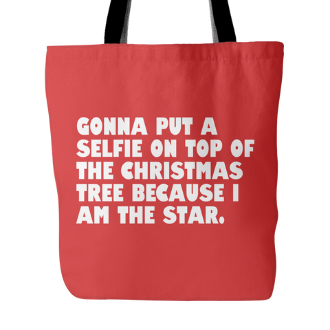 Christmas tote bag - Design Resources