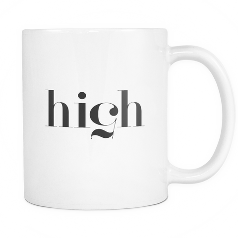 High 5 mug - Design Resources