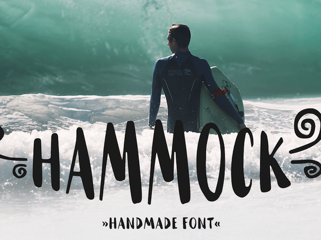Hammock - Free Font - Design Resources