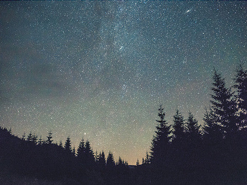 BAutiful Night Sky Free Photos - Design Resources