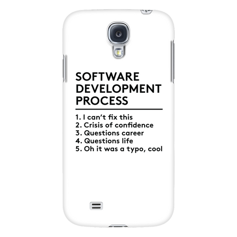 Programmers phone case