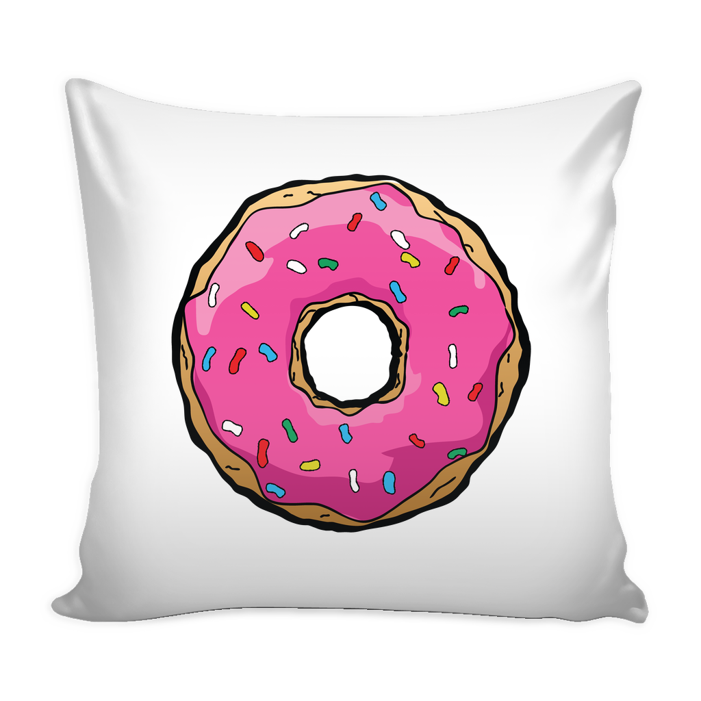 Donut Pillow - Design Resources