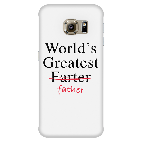 Worlds greatest father phone case