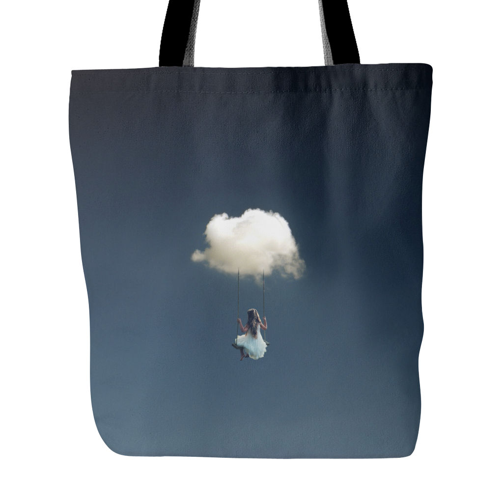 Day Dreamer tote bag - Design Resources