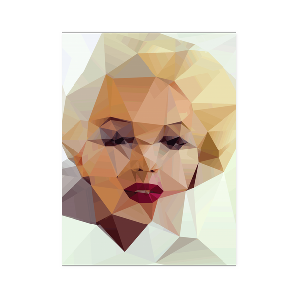 Marilyn Monroe Poster - Design Resources
