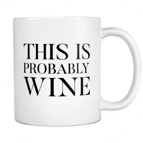 This is probably wine mug - Design Resources