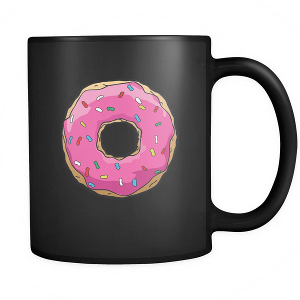 Donut mug - Design Resources