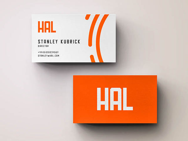 Hal: A typeface inspired by A Space Odyssey - Design Resources