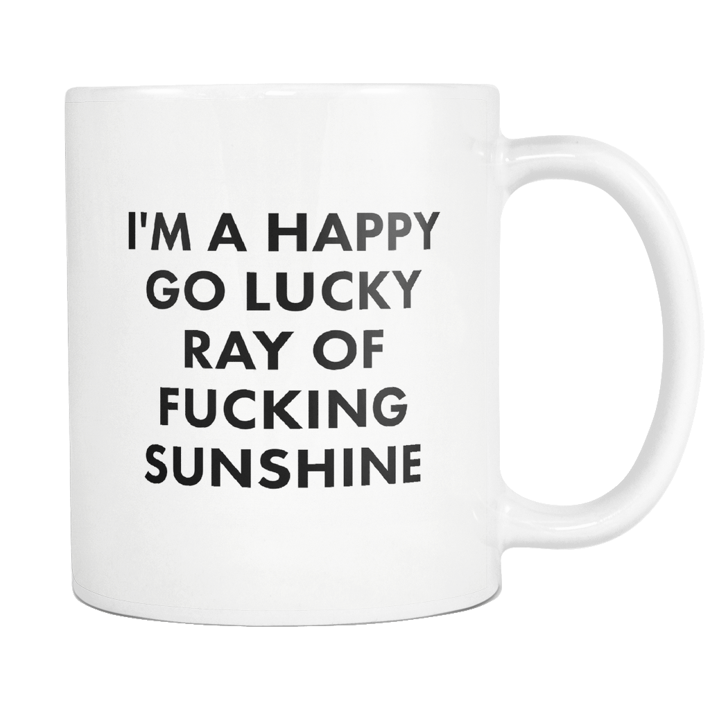 RAY OF SUNSHINE MUG - Design Resources