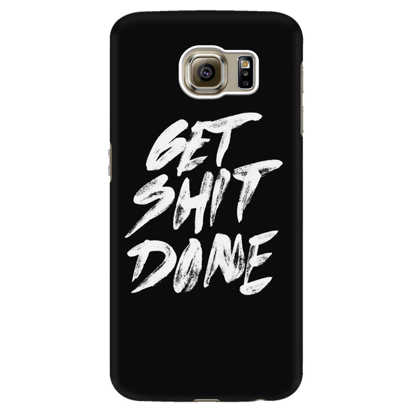 Get shit done phone case - desket. - 3