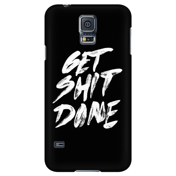 Get shit done phone case - Design Resources