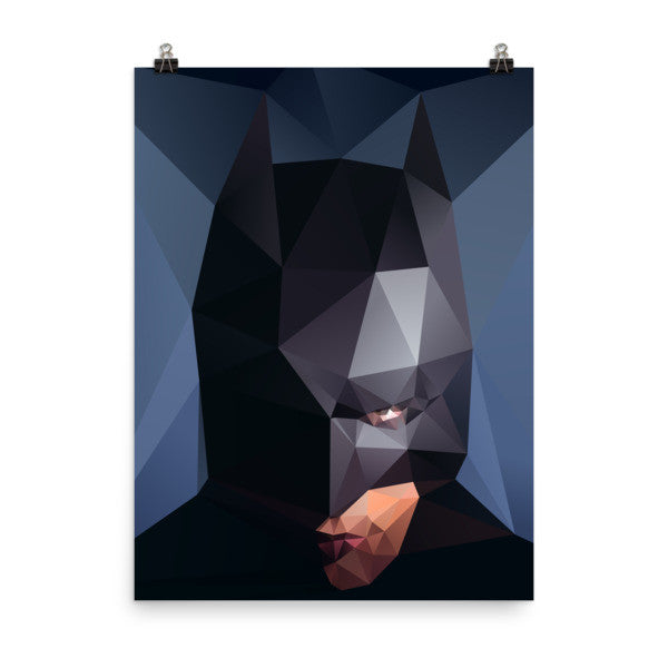 Batman Poster - Design Resources