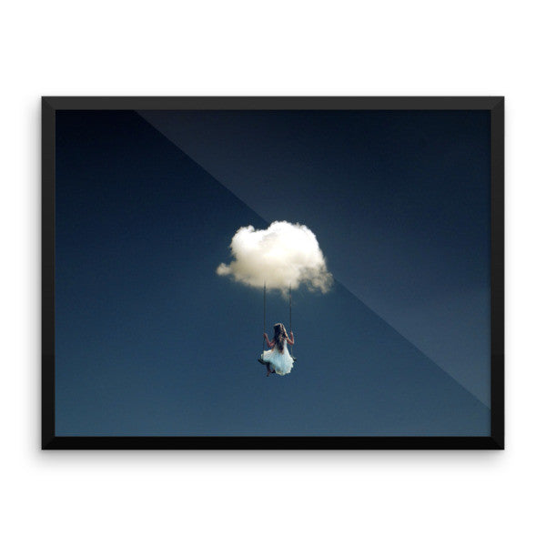 Day Dreamer Framed poster - Design Resources