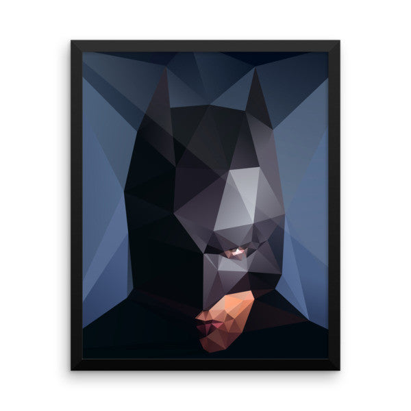 Batman Framed poster - Design Resources