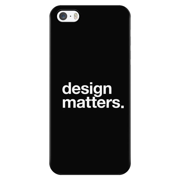 Design matters phone case