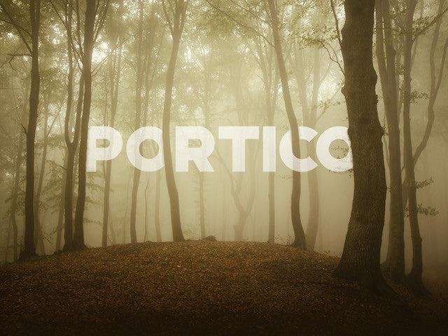 Portico - Free Font - Design Resources