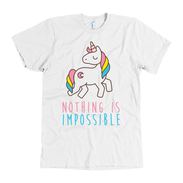 Nothing is impossible tshirt