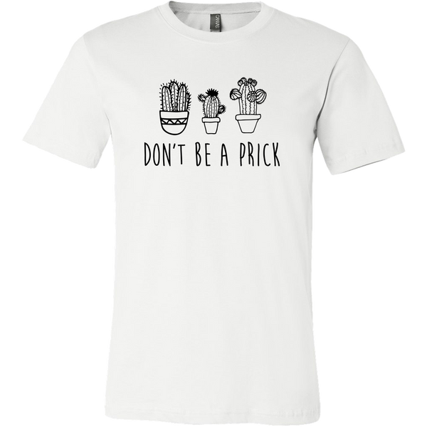 Don't be a prick tshirt - Design Resources