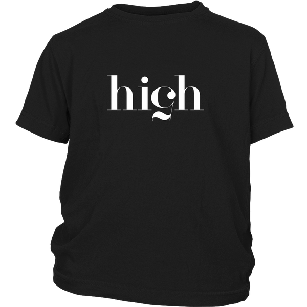 High 5 Tshirt - Design Resources