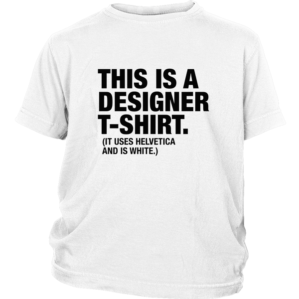 This is a designer tshirt -  - 3