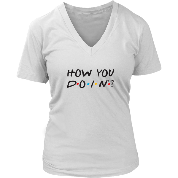 How you doin? t shirt - Design Resources