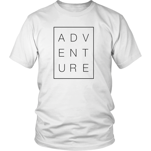 Adventure tshirt - Design Resources