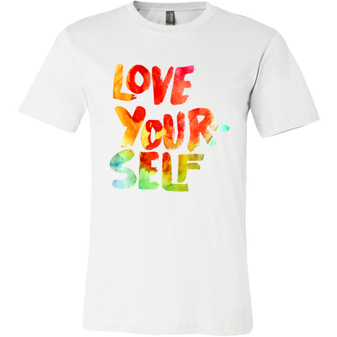 Love yourself tshirt - Design Resources