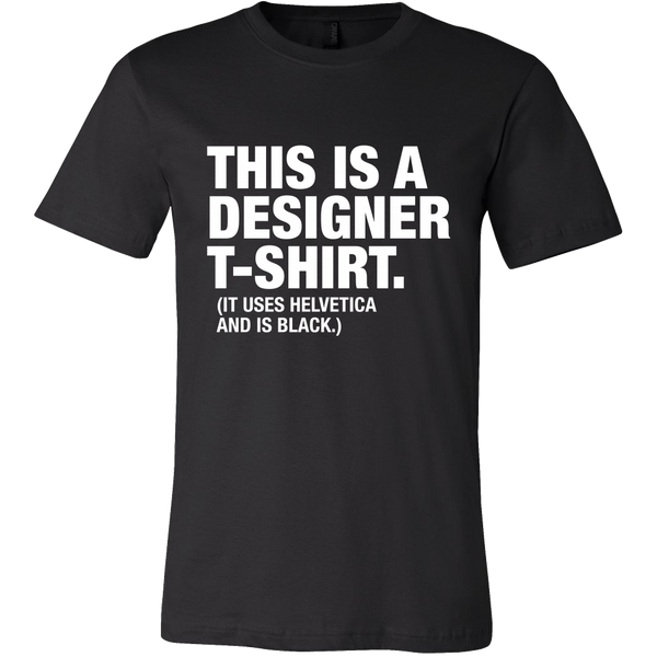 This is a designer tshirt -  - 2