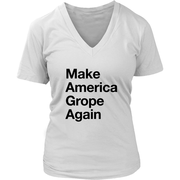 Make America Grope Again t shirt