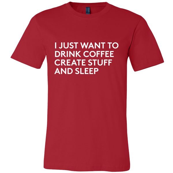 I just want to tshirt - Design Resources