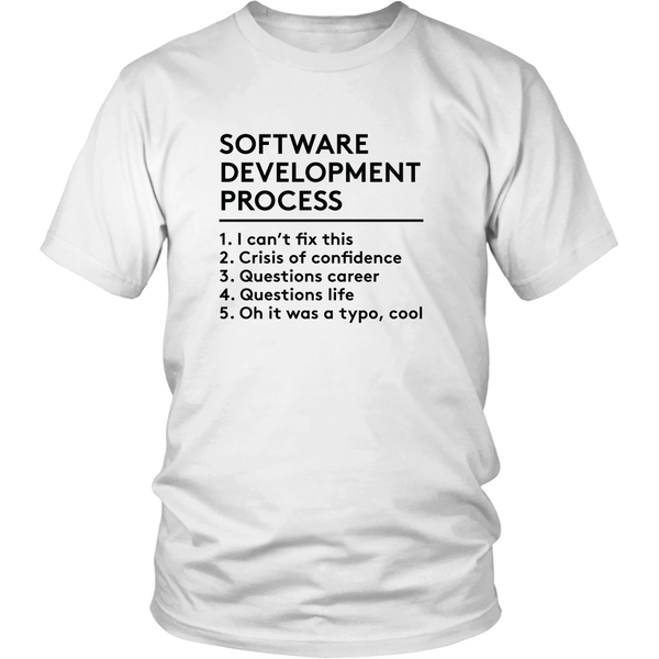 Programmers t shirt - Design Resources