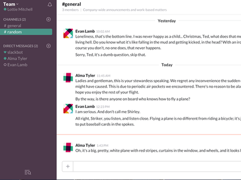 Slack for Sketch - Design Resources