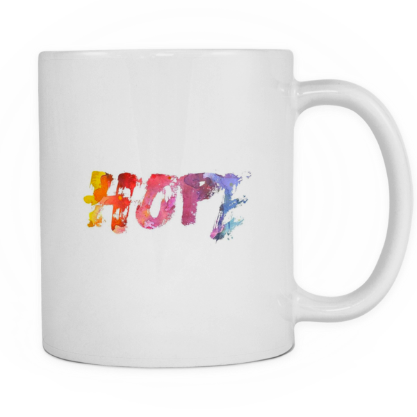 Hope mug - Design Resources