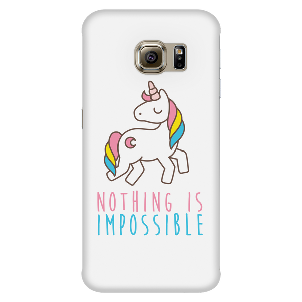 Nothing is impossible phone case - Design Resources
