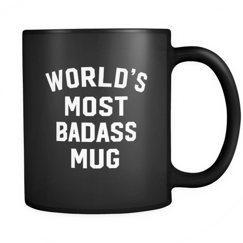 World's most badass mug