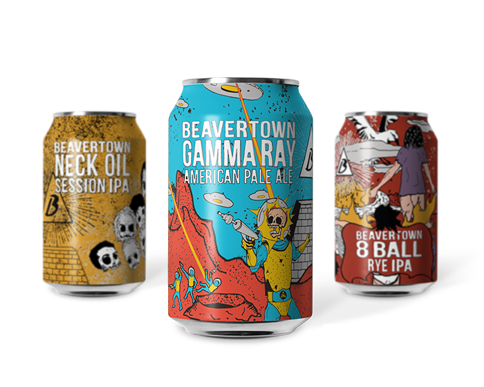 Beavertown - Mixed Case