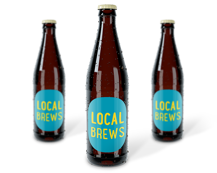 Mixed Case of Craft Beer - Local Brews