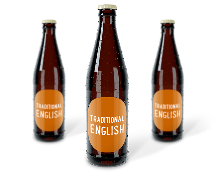 Mixed Case of Craft Beer - Traditional English