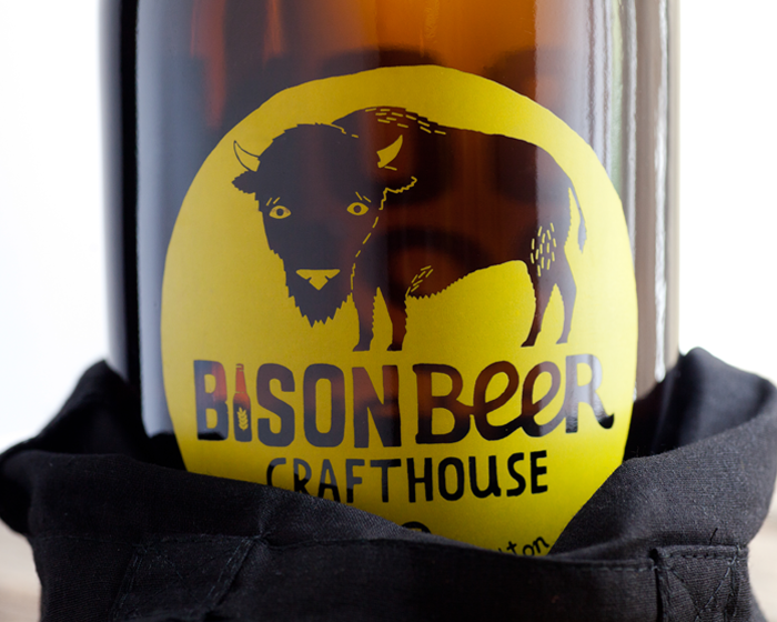 Bison Growler!