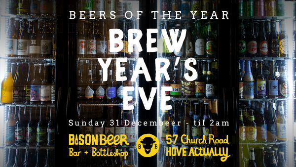 Event: Brew Year's Eve - Beers of the Year