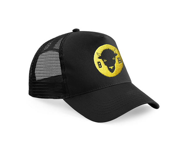 Bison Beer Trucker Cap