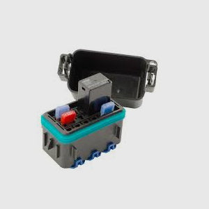 rfb9 1?v=1475022378 buy mini blade fuse relay box kit 9 way waterproof at jay dee Bussmann Automotive Fuse Relay Box at soozxer.org