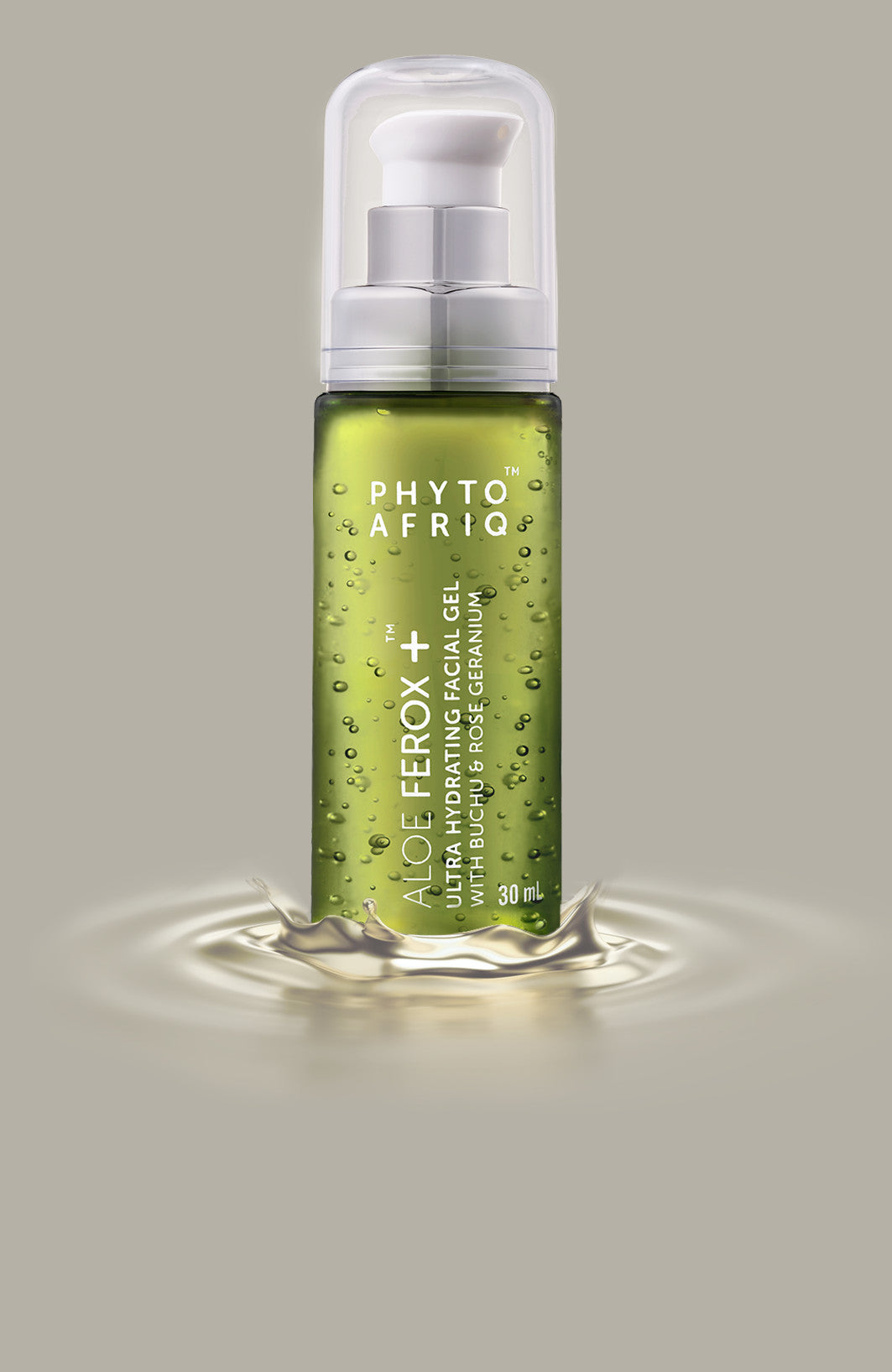 Aloe Ferox + Ultra Hydrating Facial Gel 30ml